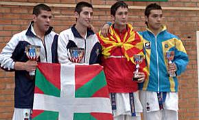 Euskadi compite en Zaragoza