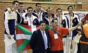 Campeonato de Euskadi Absoluto en Vitoria