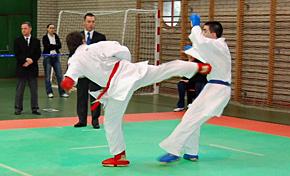 19 karatekas de Euskadi al estatal de Salou