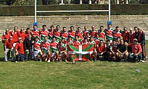 Euskadi, tercera en el Campeonato de Selecciones Autonómicas