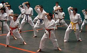 KARATE Euskadi participa en el estatal de Menorca