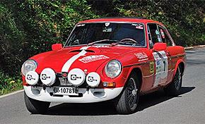 Presentado el V Rallye Internacional 'Rallyestone 2010' de vehículos históricos