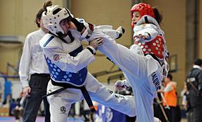 Taekwondo: Izaskun Monroy, oro en el Open Internacional de Madrid