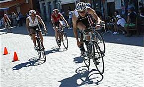 Campeonato de Bizkaia de Triatlón sprint y Campeonato de Euskadi por categorías