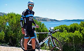 El alavés Eneko Llanos gana el Ironman de Lanzarote