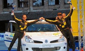 Victoria de Egoi Eder Valdés y Albert Garduño en la prueba inaugural del campeonato italiano San Crispino