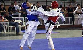 Taekwondo: Tres medallas en el nacional de técnica