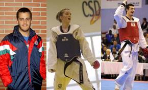 Elaia Torrontegi, Jon García y Mikel Bernal buscan una medalla en el Europeo absoluto