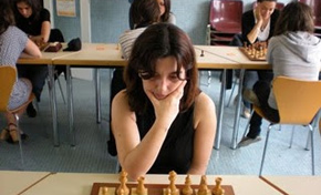 II Open de Ajedrez femenino en Bilbao
