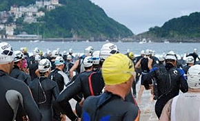 Campeonatos de Euskadi y Gipuzkoa de distancia doble olímpica