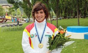 Medallas en la Copa del Mundo para Maialen Chourraut y Ander Elosegui