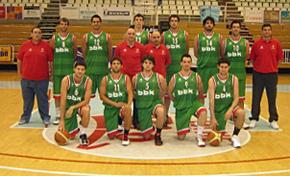 Euskadi acaba tercera en el III Torneo de las Naciones