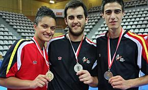 Mikel Bernal, subcampeón del Mundo Universitario