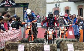 Récord de participación  en la Gordexola Xtreme 2010