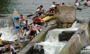 XLIV Descenso Internacional del Río Bidasoa 2010