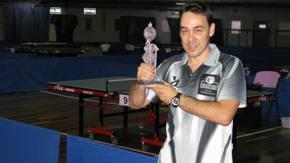 Tenis de Mesa: Exito rotundo de Alonso en la I Copa Costa Rica