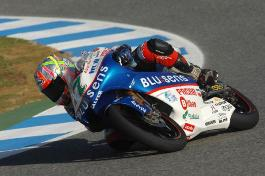 Efren Vazquez logra su segundo podio