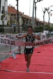 Triatlón: Ainhoa Murua y Zuriñe Rodríguez, 19ª y 69ª en el Mundial