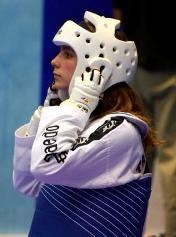 Taekwondo: Bronce para Nagore Irigoien en los Juegos de la Juventud