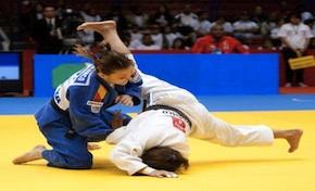 Judo: Oiana Blanco logra la quinta plaza en la Copa del Mundo