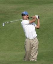 Golf: Borja Etchart se proclamó campeón vasco de profesionales