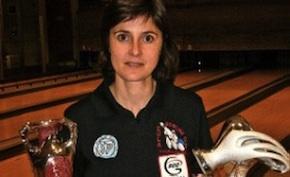 Bolos: Eba Carrera, campeona de España