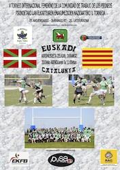 Rugby: V Torneo Internacional Femenino de la Comunidad de Trabajo de los Pirineos