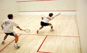 Squash: La última prueba de la Liga Vasca se jugará en Zarautz