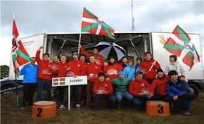 Motociclismo: Euskadi, campeona del Interautonomias
