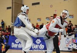 Taekwondo: España logra nueve medallas en el Campeonato de España