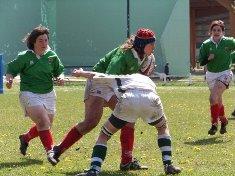 Rugby: Euskadi, subcampeona de España