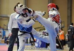 Taekwondo: 24 vascos en el Campeonato de España