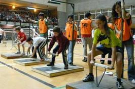 ¡Este curso también podréis participar en el campeonato de herri kirolak!