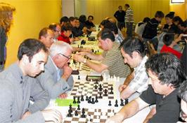 AJEDREZ: Solvay, campeón 2011 del Circuito Vasco de la Amistad de Rápidas