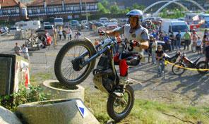 La primera prueba del Campeonato Vasco de Trail tiene lugar en Alonsotegi