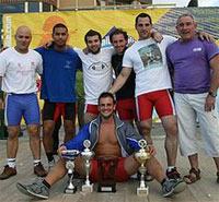 Halterofilia – El Club Denok Danena de Zizurkil, plata en la Copa del Rey