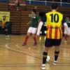 Fútbol Sala – Catalunya se impone a una Euskal Selekzioa que no se rindió nunca