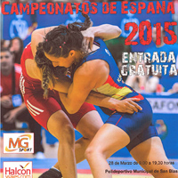 Lucha – Euskadi, en el Campeonato de España junior y escolar de Madrid