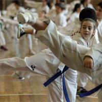 Taekwondo – Jornada de Deporte Escolar en Barakaldo