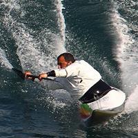 Campeonato de Euskadi de Kayak Surf en Mundaka