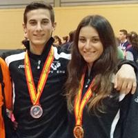 Taekwondo – Representantes vascos en el nacional Universitario de Murcia