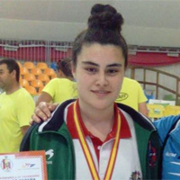 Taekwondo – Elaia Torrontegi y Zuriñe Padilla, primera y segunda del ranking nacional 2015