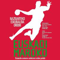 Balonmano – Doble compromiso para la selección masculina de Euskadi ante Marruecos