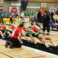 Sokatira – Euskadi logra trece medallas en Holanda