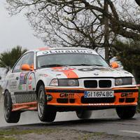 Automovilismo – Aingeru Castro y Alaitz Urkiola ganan el III Rallysprint de Goierri