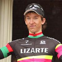 Ciclismo – Dzmitry Zhyhunou (Lizarte) vence al sprint en Laukiz