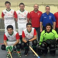 Hockey Patines – La selección vasca juega un torneo internacional en Macao