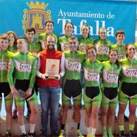 Ciclismo – La selección vasca conquista el Open de España de pista