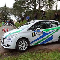 Automovilismo – Iñaki Narbaiza y Unai Etxeberria ganan el V Rallye Lea Artibai