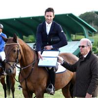 Hípica – Gonzalo Busca, campeón de Euskadi de Saltos 2016 y ganador del Gran Premio Federación Vasca